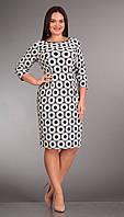 Платье Ива-823 белорусский трикотаж