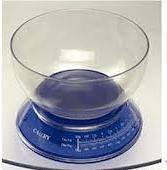 Весы кухонные механические VES KCN