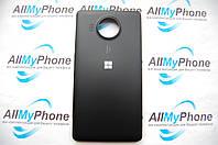Задняя панель корпуса для мобильного телефона Nokia Microsoft Lumia 950XL Black