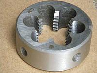 Плашка трубная цилиндрическая G 1 1/4. ГОСТ 9740-71