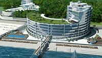 Элитная квартира у самого-самого моря