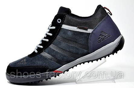 Кроссовки мужские Adidas Daroga на меху, фото 2