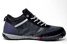 Кроссовки мужские Adidas Daroga на меху, фото 3