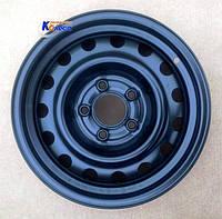 Колесные диски Kia Carens R15 W6 PCD 5x114.3 ET41 DIA67.1 стальные, КрКЗ