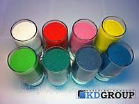 Цветной песок, песок для свадебных церемоний
