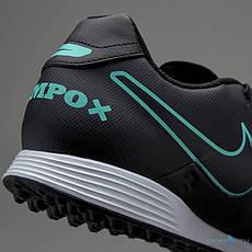 Кроссовки Nike Tiempo Genio II Leather tf(для футбола), фото 3