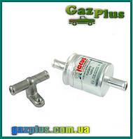 Фильтр паровой фазы ГБО FLS Czaja 2x12 с разъемом под датчик давления газа от Bosch