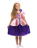 """Детский карнавальный костюм для девочки"""" Принцесса Рапунцель"""""""