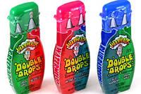 Warheads SUPER SOUR double drops.Жидкие конфеты из США