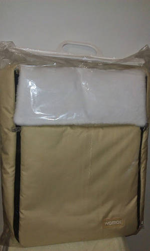 Зимний конверт на искусственном меху № 13 (в ассортименте), Womar