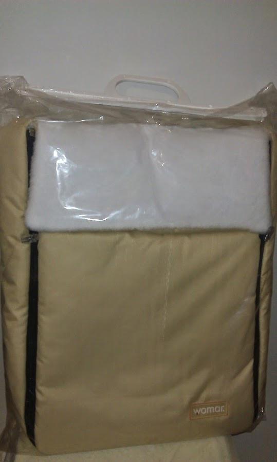 Зимний конверт на искусственном меху № 13, Womar