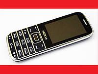 Телефон Nokia G809 Black - 2Sim+2,4''+FM, фото 1