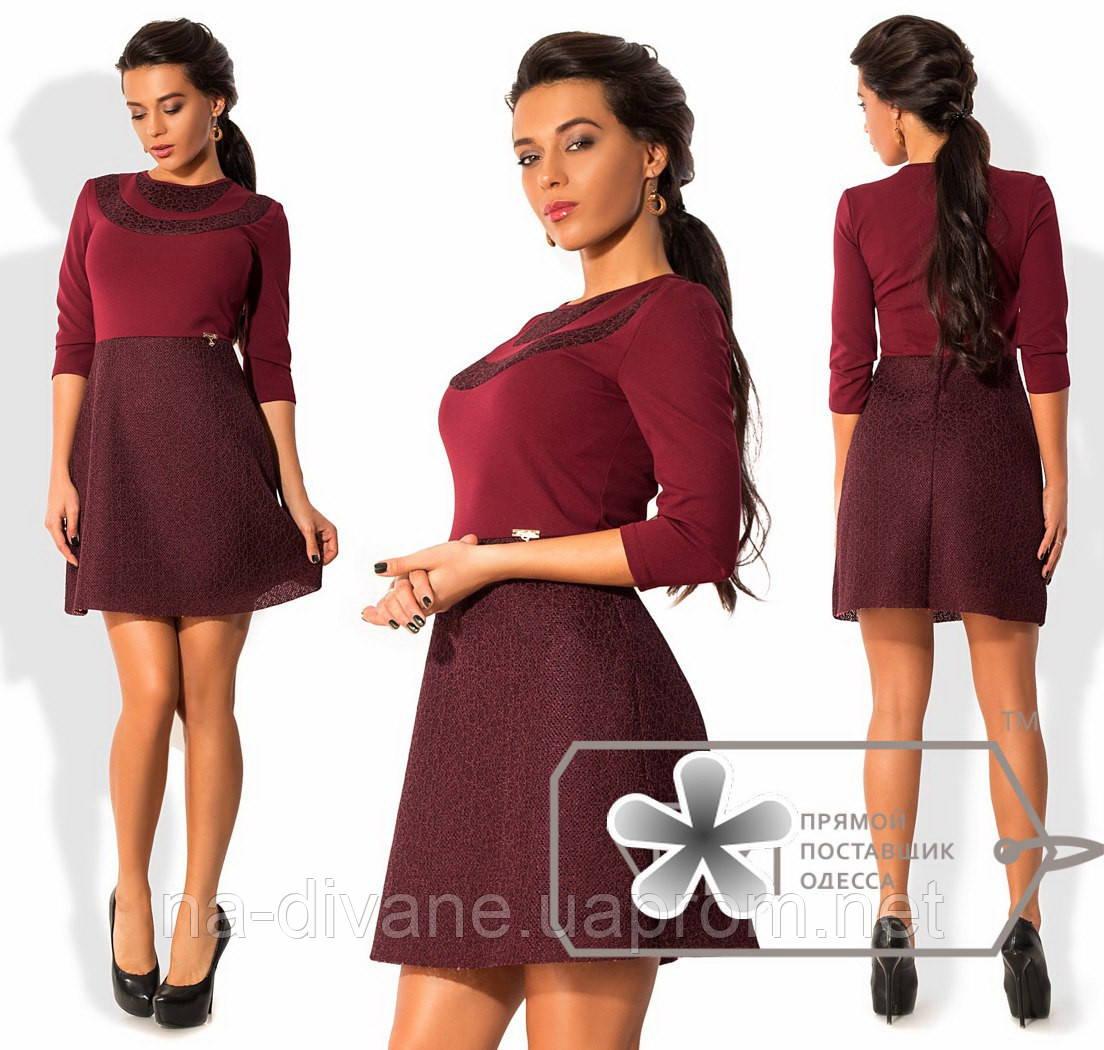платье с юбко неопрен гипюр Appeleline цена 420 грн купить в