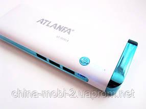 Универсальная батарея -  ATLANFA power bank 18000mAh ( AT-D2018), фото 3