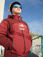 Лыжная спортивная мембранная термокуртка Windstopper The Norht Face сезон зима