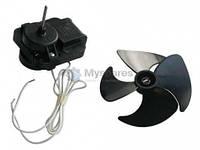 Вентилятор + крыльчатка  No-Frost UNIVERSALE STINOL WHIRLPOOL 222FR31 (481936170011)