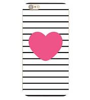 Яркие оригинальные чехлы для Iphone 6 / 6s с рисунком Сердце