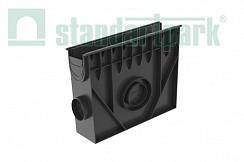 Пластиковый пескоуловитель PolyMax Basic DN100 (8088)