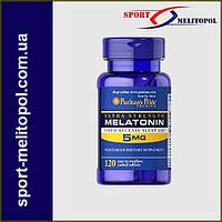 Puritans Pride Melatonin 5 mg 60 softgels