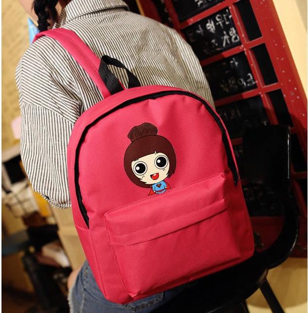 Молодежный рюкзак для superwoman