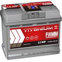 Аккумулятор автомобильный FIAMM  TITANIUM PRO 6СТ- 60Аз 540А R