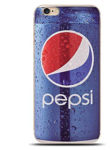 Чехол для Iphone 6 / 6s с принтом Pepsi
