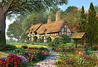 Пазлы Волшебный дом, 1500 элементов Castorland С-150915
