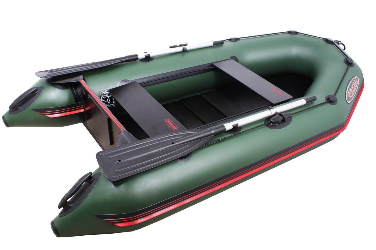 Моторная надувная лодка Vulkan VM260(ps)