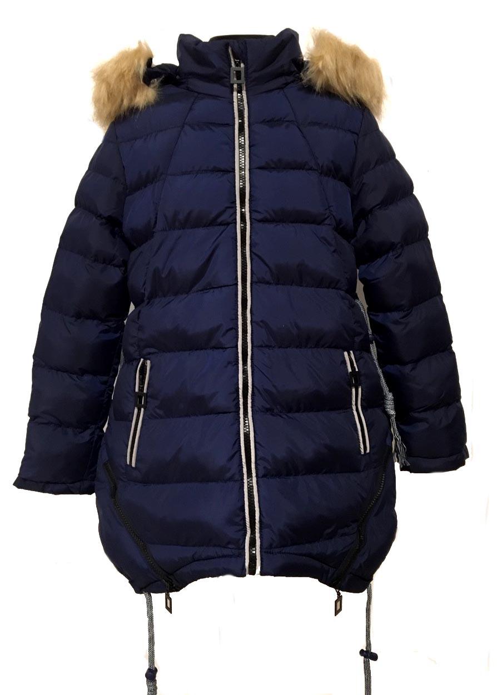 Зимняя курка на девочку HIKIS Польша размер 164
