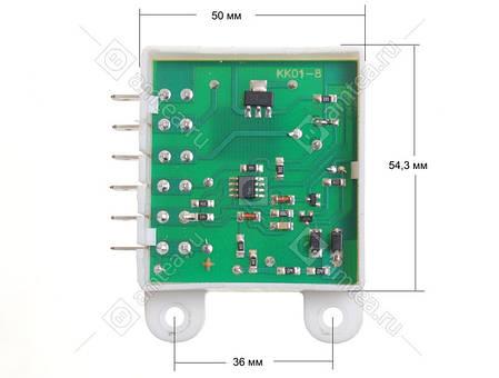 Плата управления клапаном КК01-С для холодильника Атлант, фото 2