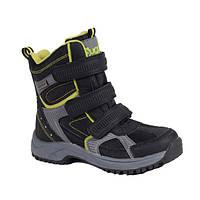 Непромокаемые детские зимние ботинки