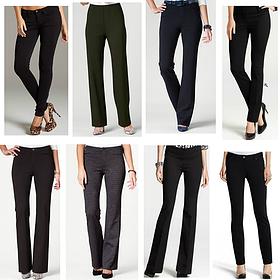 Как выбрать брюки по типу фигуры?