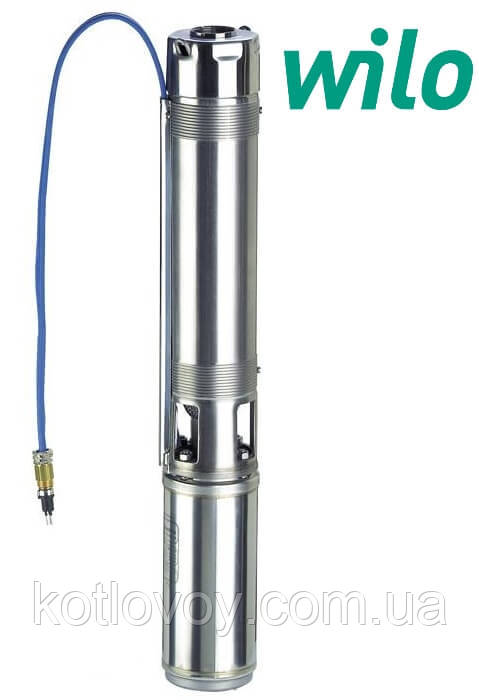 Погружной насос Wilo TWU 4-0414 EM C для водоснабжения и орошения
