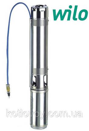 Погружной насос Wilo TWU 4-0414 EM C для водоснабжения и орошения, фото 2