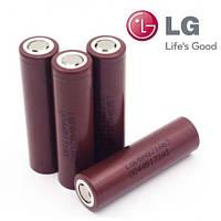 Аккумулятор 18650 LG HG2 3000mAh 20A, фото 1