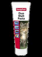 Витамины БЕАФАР Дуо Малт Паста для выведения шерсти для кошек  100г (Beaphar)