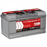 Аккумулятор автомобильный FIAMM  TITANIUM PRO 6СТ-100Аз 870А R