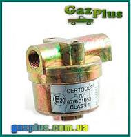 Фильтр жидкой фазы ГБО Certools F701 6мм. Оригинал.
