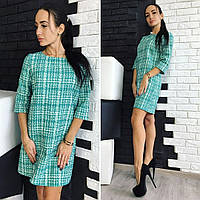 Женское платье Луи Витон Ян
