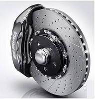 Тормозные диски на Mercedes ML/GL/E/S/CLS/R/Vito/Viano