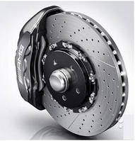 Тормозные диски для Mercedes ML/GL/E/S/CLS/R/Vito/Viano