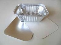 AL-CAR SP24L картонно-алюминиевая крышка для контейнера 430мл, 100шт/уп