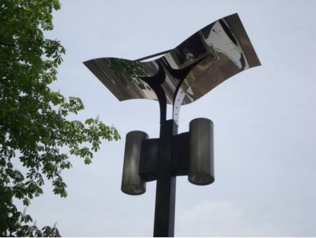 Парковые фонари Сити Лайт (вид)