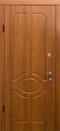 Двери бронированные с накладками МДФ, фото 2