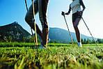 Что такое аэробный режим в тренировках по скандинавской ходьбе?