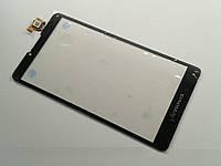 Сенсорный экран для мобильного телефона Lenovo A880, черный