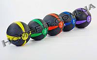 Медболы резиновые с отскоком от 1кг до 10кг (19см-28,5см)