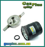 Комплект фильтра летучей фазы ГБО Czaja FL02 с основой 2Х12. Полиэстер