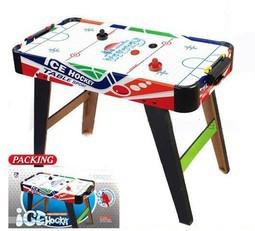 Настольная игра Аэрохоккей ZC 3005+2, от сети 220V, размер 85*42,5*60 см