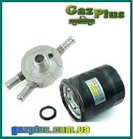 Комплект фильтра летучей фазы ГБО Czaja FL02 с основой 3Х12. Полиэстер